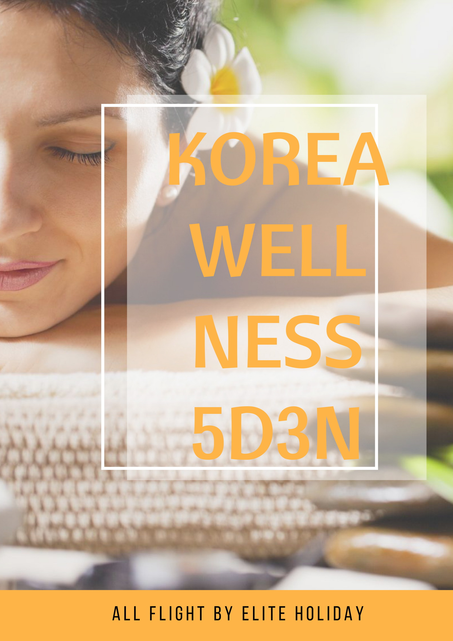 KOREA WELL NESS 5D3N