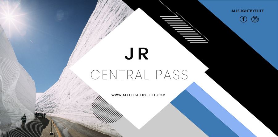 JR-CENTRAL PASS